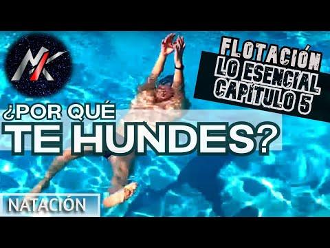 APRENDER A NADAR 1x02 (1/5): Flotación I (Conceptos básicos)