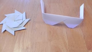 Cool Things To Make Out Of Paper (Part 2)| Video Bros