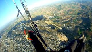 preview picture of video 'Fly Algodonales: Papillon Paragliding in Südspanien'