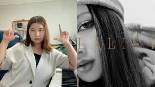LISA (리사) - 라리사 피아노 커버