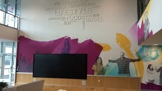 Knoxville Environmental Graphics - Scripps Lobby Final