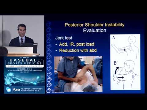 Baseball Game Changing Concepts: The Batter's Shoulder Posterior Instability