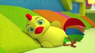 Ten in the Bed   Kindergarten Songs & Nursery Rhymes   Music for Kids   Cartoons by Little Treehouse