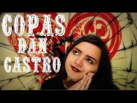 Resenha: Copas - Dan Castro.