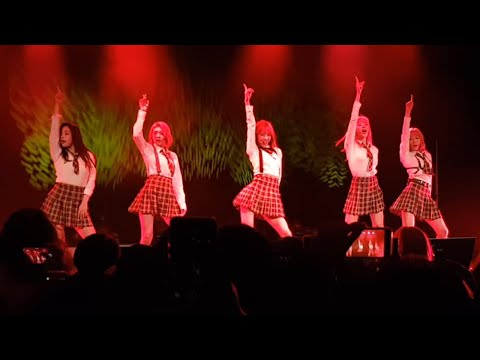 190829 bad boy cover by dreamcatcher in sydney [fancam/60fps] Download Song Mp3