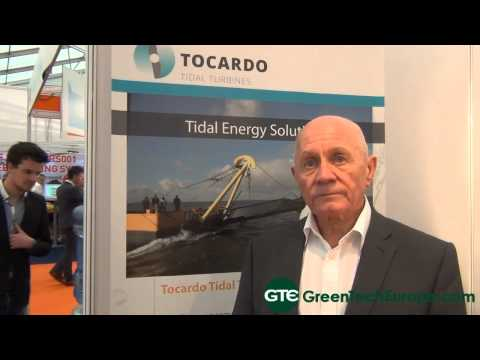 Tocardo Tidal Turbines