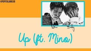 BOBBY - UP (feat. MINO)