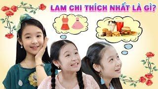 Gia đình là số 1 P2: Thừa nhận là FANS của LAM CHI, nhưng bạn đã biết LAM CHI thích nhất là gì chưa?