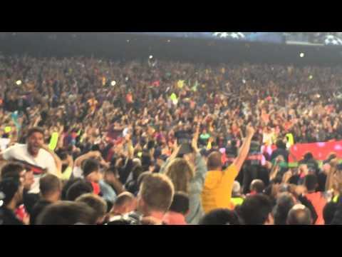Messi 2:0 goal / FC Barcelona - Bayern Munich