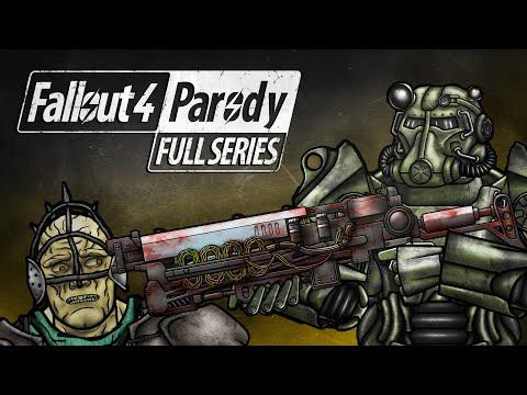 Fallout 4 Parody: FULL SERIES