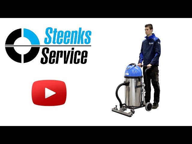 YouTube video | Stefix HP 4,5 L70 AB met vaste zuigmond
