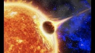 """Breaking: """"Fiery Comet Crashes Into Sun Pulled By Nibiru Gravitational Wave"""""""