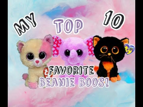My Top 10 Fav Beanie Boos°Kitty Cakes°