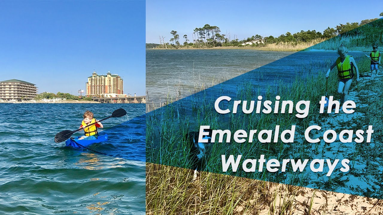 Exploring the Beautiful Waterways of the Emerald Coast
