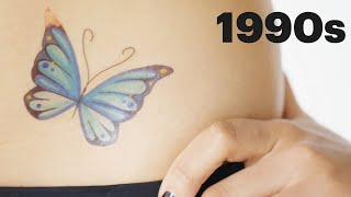 100 Years of Tattoos   Allure