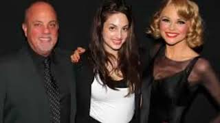 The daughter of Billy Joel and Christie Brinkley accused her parents of repressing her