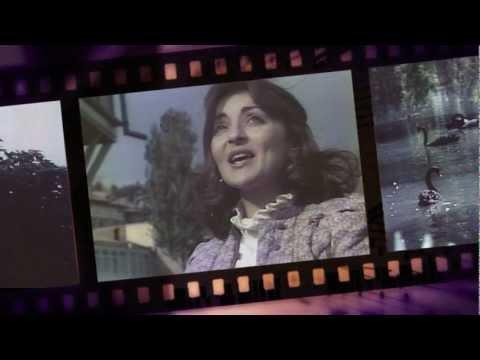 """""""Оранжевая песня"""". Ирма Сохадзе. (HD) Часть 1-ая. Irma Sokhadze"""