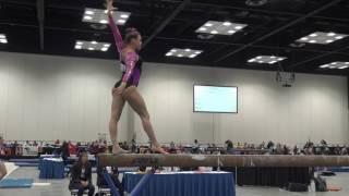 SrE Anastasia Webb, IGI L10 Beam | 2017 JO Nationals