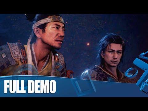 Nioh 2 4K Gameplay – Full Demo Walkthrough and Mezuki Boss Battle