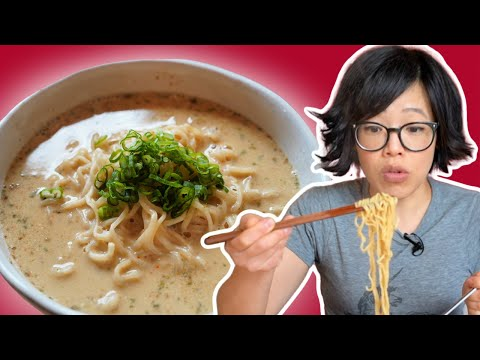 Make CHEAP Ramen LUXURIOUS | Kewpie Mayo & Garlic Hack