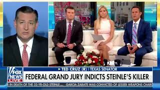 Sen. Cruz on Fox News Discussing Kate