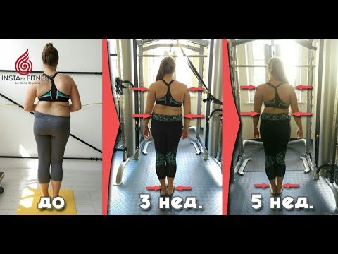 Как накачать мышцы спины чтобы не сутулится