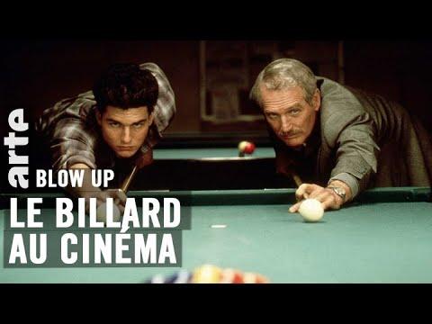 Le Billard au cinéma - Blow Up - ARTE