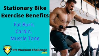 Stationary Bike Exercise Benefits