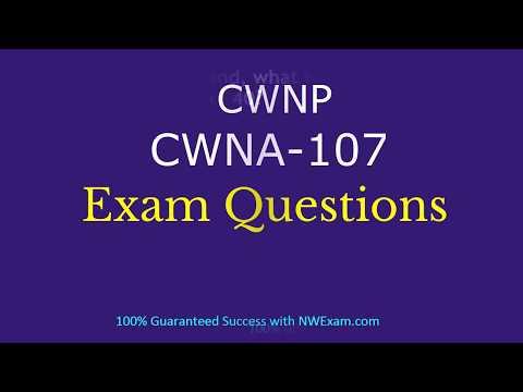 CWNA-107_Wi-Fi Admin | CWNA | Certification | Practice_Test ...