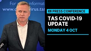 LIVE: Tasmania's Acting Premier provides COVID-19 update   ABC News