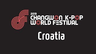 2019 K-POP World Festival CROATIA