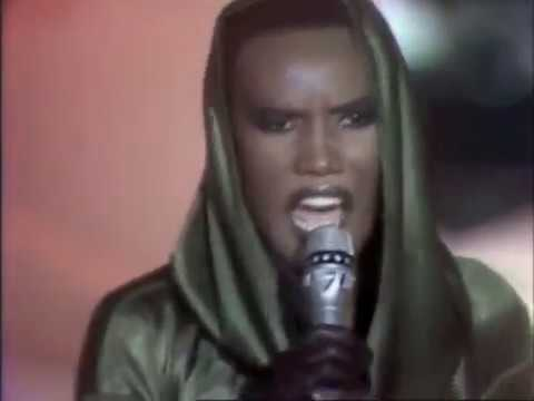 Grace Jones - I'm not perfect ( but I'm perfect for you)