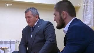 Путин ба Нурмагомедов машварат дод, бо Макгрегор оштӣ кунад