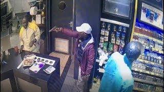Five men rob petrol station in Mpumalanga