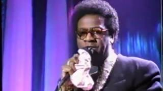 Al Green - Take Me To The River/Induction - Rock & Roll Hall of Fame (1995)
