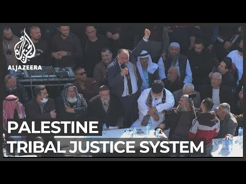 Palestinian tribal justice system gaining strength
