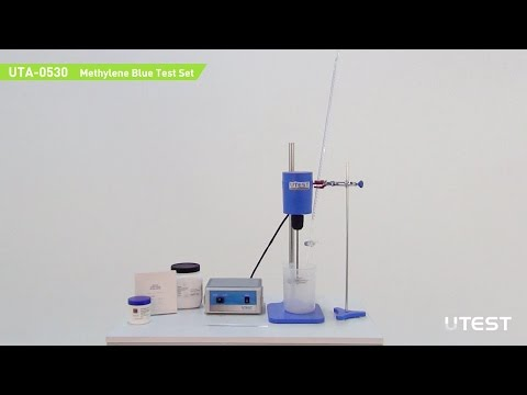 Methylene Blue Test Set