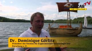 preview picture of video 'Oscar am Freitag-TV: Stapellauf der DILMUN S in Wangenheim'