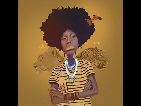 Georgia Anne Muldrow - Mufaro's Garden (Track Visualizer)