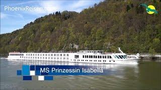 MS Prinzessin Isabella: Schiffsrundgang