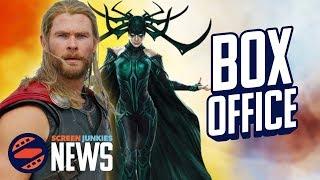 Thor Conquers Box Office - Dan