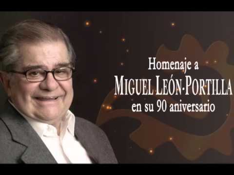 HOMENAJE A MIGUEL LEÓN-PORTILLA