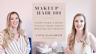 Wedding Hair and Makeup 101 for Brides: Interview with XO Beauty Co