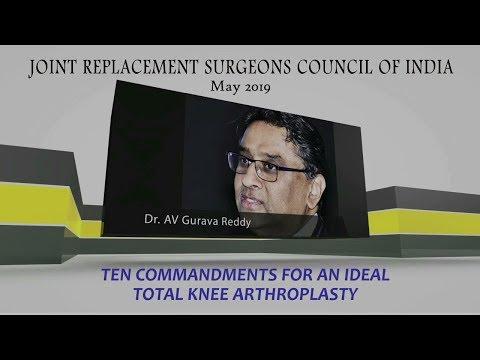 Ten Commandments for an Ideal Total Knee Arthroplasty