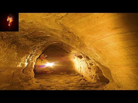"1000 Mile Long ""Stone-age"" Tunnel Beneath Europe?"