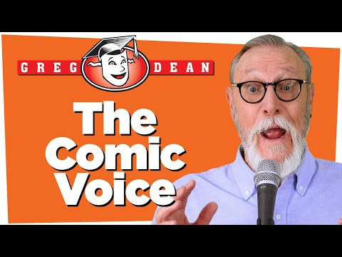 The Comic Voice | Greg Dean Stand Up Comedy Workshops ...