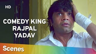 Rajpal Yadav comedy scenes from Bumper Draw  - Best of Bollywood Comedy Scenes