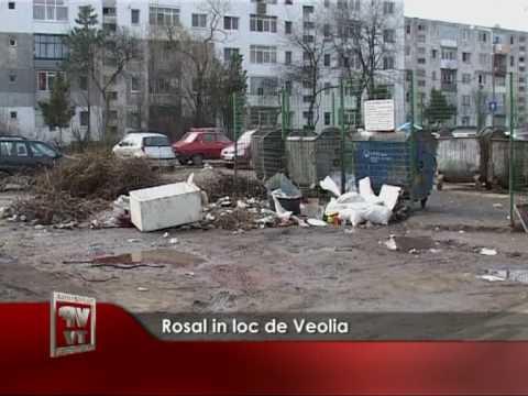 Rosal in loc de Veolia