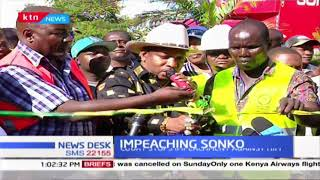 IMPEACHING SONKO : Court halts impeachment against Embattled Governor Mike Sonko