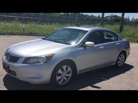 2008 Honda Accord EX-L ~ 1 Owner ~ Clean Carfax